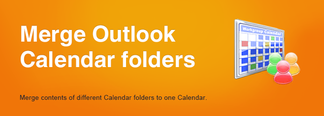 Merge contents of different Calendar folders to one Calendar.